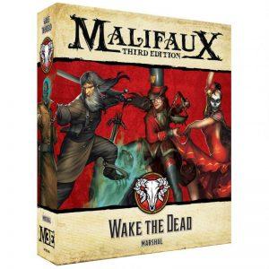 Wyrd Malifaux  Guild Wake the Dead - WYR23116 - 812152031500