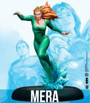 Knight Models DC Multiverse Miniature Game  SALE! DC: Mera - KM-DCUN037 - 8437013056007