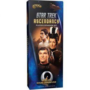 Gale Force Nine Star Trek: Ascendancy  Star Trek Ascendancy Star Trek Ascendancy Vulcan Expansion - ST019 - 9781945625046