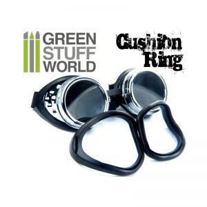 Green Stuff World   Costume & Cosplay Cushion Rubber Ring for Goggles - 8436554363520ES - 8436554363520