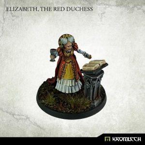 Kromlech   Misc Model Kits Elizabeth, The Red Duchess (1) - KRM108 - 5902216114258
