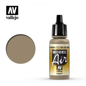 Vallejo   Model Air Model Air: US Sand - VAL138 - 8429551711388