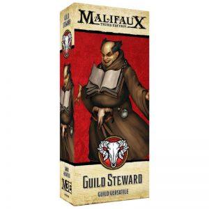 Wyrd Malifaux  Guild Guild Steward - WYR23126 - 812152031081