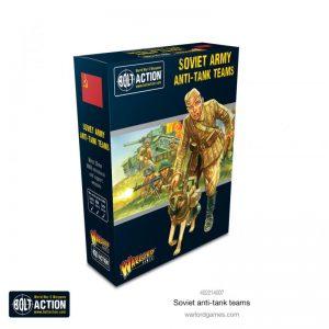 Warlord Games Bolt Action  Soviet Union (BA) Soviet Anti-tank Teams - 402214007 - 5060572505568