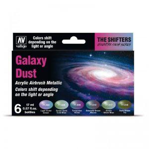 Vallejo   Paint Sets Vallejo Shifters: Galaxy Dust - VAL77092 - 8429551770927