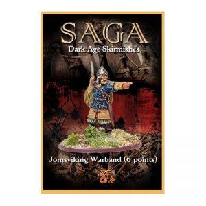 Gripping Beast SAGA  SAGA Jomsviking Warband (6 points) - SSB19 -