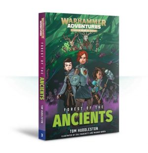 Games Workshop   Age of Sigmar Books Warhammer Adventures: Forest of the Ancients (softback) - 60100281248 - 9781784969790