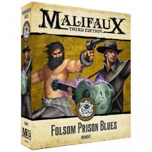 Wyrd Malifaux  Outcasts Folsom Prison Blues - WYR23517 - 812152032262