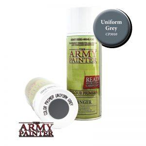 The Army Painter   Spray Paint AP Spray: Uniform Grey - APCP3010 - 2540101130100