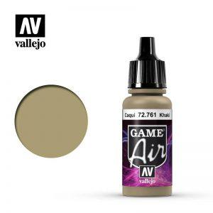 Vallejo   Game Air Game Air: Khaki - VAL72761 - 8429551727617