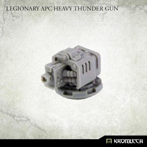 Kromlech   Legionary Conversion Parts Legionary APC Heavy Thunder Gun - KRVB075 - 5902216118607