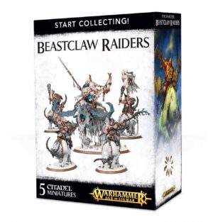 Games Workshop Age of Sigmar  Ogor Mawtribes Start Collecting! Beastclaw Raiders - 99120213018 - 5011921088188