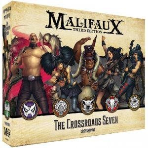Wyrd Malifaux  Malifaux Crossroads 7 - WYR23901 - 812152031203