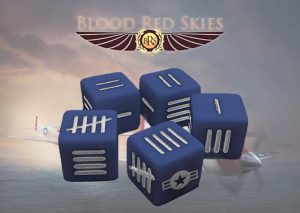 Warlord Games (Direct) Blood Red Skies  Blood Red Skies US Blood Red Skies Dice - 773413001 - 5060393707134