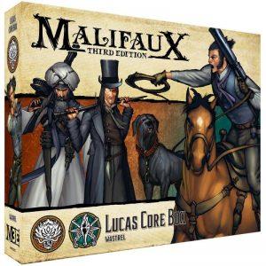 Wyrd Malifaux  Ten Thunders Lucas Core Box - WYR23712 - 812152030961