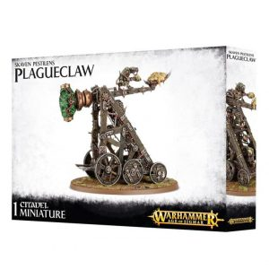 Games Workshop (Direct) Age of Sigmar  Skaven Pestilens Skaven Pestilens Plagueclaw - 99120206020 - 5011921063222