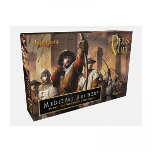 Fireforge Games   Medieval Era Medieval Archers - FF011 - 2621930008256