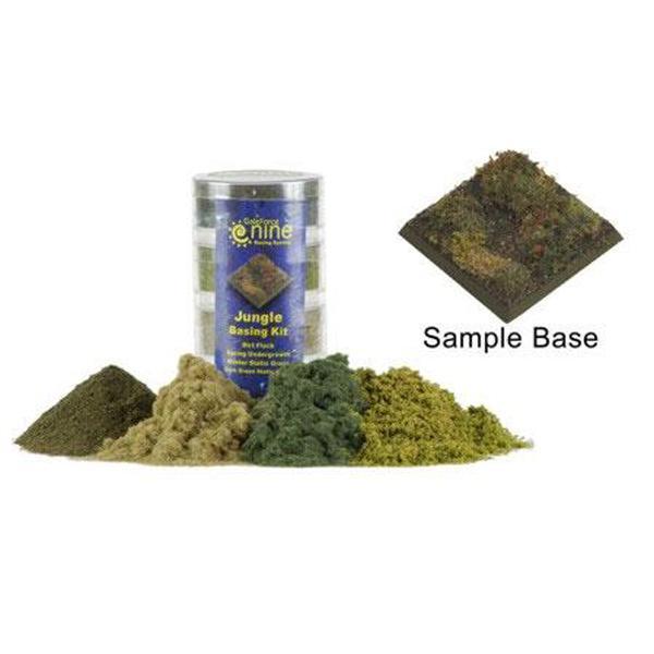 Gale Force Nine   Basing Kits Basing Kit: Jungle - GFS902 - 8780540011644