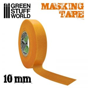 Green Stuff World   Airbrushes & Accessories Masking Tape - 10mm - 8436574505047ES - 8436574505047