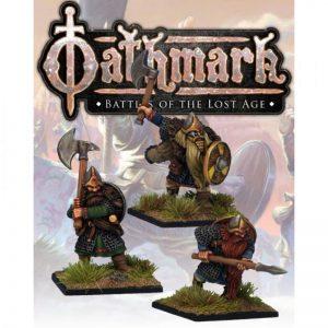 North Star Oathmark  Oathmark Dwarf Champions - OAK102 - oak102
