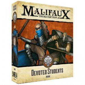 Wyrd Malifaux  Ten Thunders Devoted Students - WYR23722 -