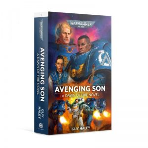 Games Workshop   Black Library Dawn of Fire: Avenging Son (paperback) - 60100181753 - 9781789991307