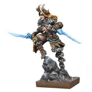 Mantic Kings of War  Northern Alliance Northern Alliance Iceblade - MGKWL202 - 5060469664835