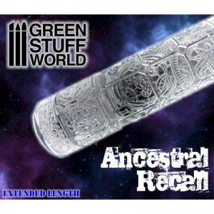 Green Stuff World   Rolling Pins Rolling Pin ANCESTRAL RECALL - 8436554369034ES - 8436554369034