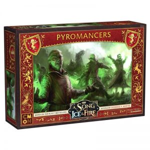 Cool Mini or Not A Song of Ice and Fire  House Lannister A Song of Ice and Fire: Pyromancers - CMNSIF204 - 889696008206
