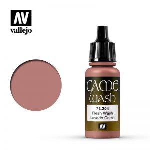 Vallejo   Game Wash Game Wash: Flesh Wash - VAL73204 - 8429551732048