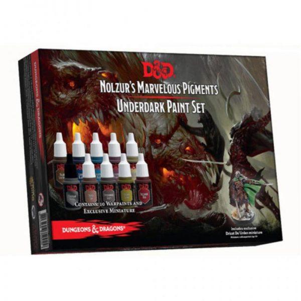 The Army Painter Dungeons & Dragons  Paint Sets D&D: Underdark Paint Set - APWP75004 - 9420020248113
