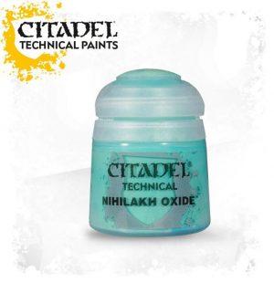 Games Workshop   Citadel Technical Technical: Nihilakh Oxide - 99189956006 - 5011921048052