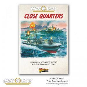 Warlord Games Cruel Seas  Cruel Seas Cruel Seas: Close Quarters! Supplement - 781010003 - 9781911281610