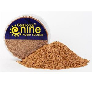 Gale Force Nine   Sand & Flock Hobby Round: Medium Basing Grit - GFS021 - 8780540003656