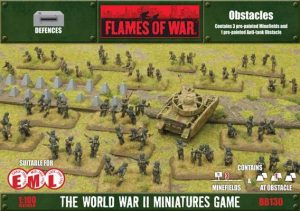 Gale Force Nine   Battlefield in a Box Flames of War: Obstacles - BB130 - 9420020218192