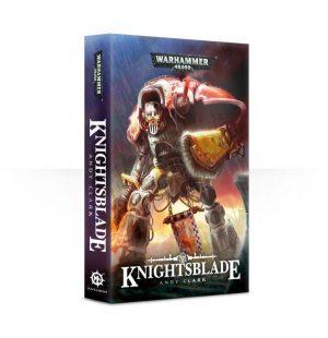 Games Workshop   Warhammer 40000 Books Knightsblade (softback) - 60100181611 - 9781784967543