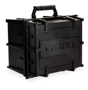 Games Workshop   Citadel Cases Citadel Battle Figure Case - 99239999075 - 5011921053438