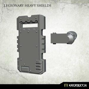 Kromlech   Legionary Conversion Parts Legionary Heavy Shields (5) - KRCB216 - 5902216116863