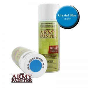 The Army Painter   Spray Paint AP Spray: Crystal Blue - APCP3017 - 2530171111116