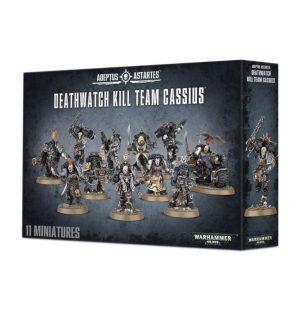 Games Workshop (Direct) Warhammer 40,000  Deathwatch Deathwatch Kill Team Cassius - 99120109003 - 5011921074204