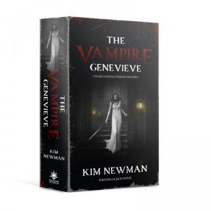 Games Workshop   Warhammer Horror The Vampire Genevieve (Paperback) - 60100281289 - 9781800260733