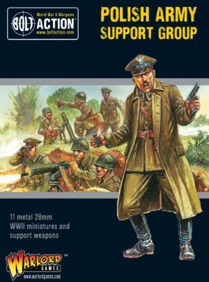 Warlord Games Bolt Action  Poland (BA) Polish Army Support Group - 402217603 - 5060572503007