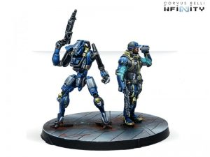 Corvus Belli Infinity  O-12 O-12 Alpha Unit (Light Shotgun) - 282002-0809 - 2820020008095