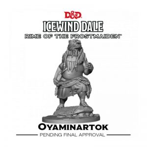 Gale Force Nine Dungeons & Dragons  D&D Miniatures D&D: Icewind Dale: Rime of the Frostmaiden  - Oyaminartok - GFN71124 - 9420020250970