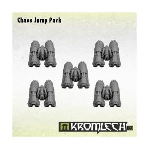 Kromlech   Heretic Legionary Conversion Parts Chaos Legionary Jump Pack (5) - KRCB135 - 5902216112933