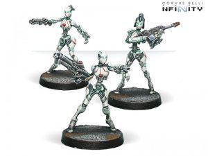 Corvus Belli Infinity  Non-Aligned Armies - NA2 Karakuri Special Proyect - 280331-0168 - 2803310001686