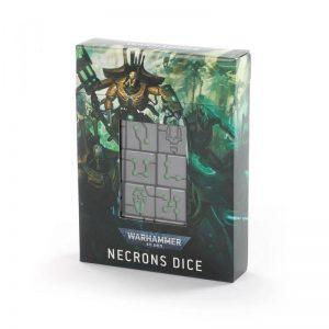 Games Workshop Warhammer 40,000  D6 Necrons Dice Set - 99220110001 - 5011921141609
