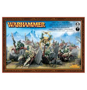 Games Workshop (Direct) Age of Sigmar  Age of Sigmar Direct Orders Grot Spider Riders - 99120209009 - 5011921910007