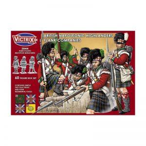 Victrix   Victrix Highland Infantry Flank Companies - VX0007 -