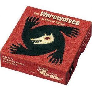 Asmodee Werewolves of Miller's Hollow  Werewolves of Miller's Hollow Werewolves of Miller's Hollow (2020) - ASMWMH01EN - 3558380072294